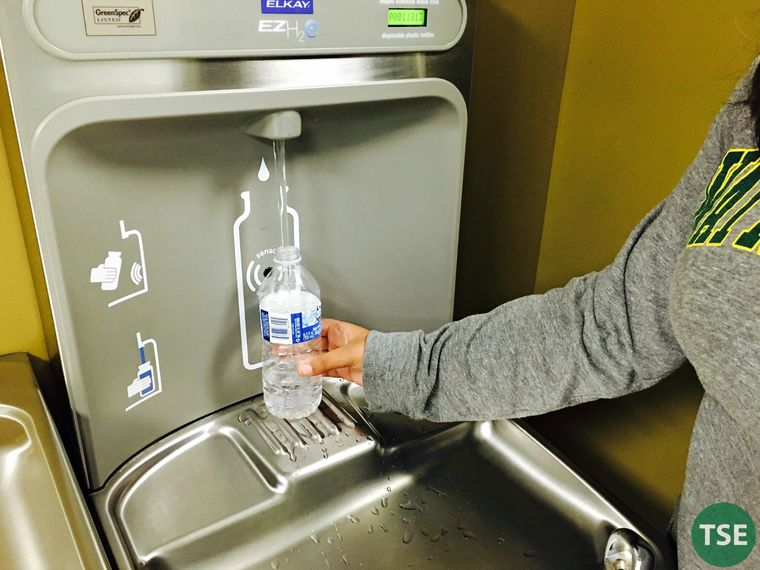 Elevated lead levels found in drinking water on campus